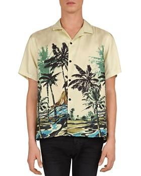 b19f2f988 The Kooples - Summer Palms Regular Fit Shirt ...