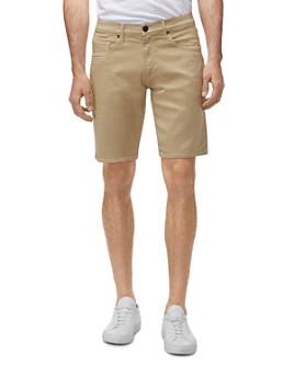 J Brand - Eli Rolled-Hem Slim Fit Denim Shorts