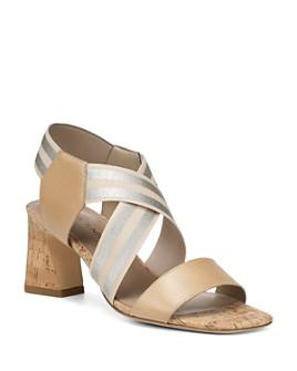 Donald Pliner - Women's Vikki Block Heel Sandals