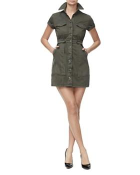 Good American - Military Mini Dress