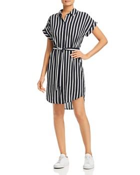 Vero Moda - Sasha Striped Shirt Dress