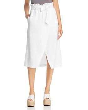 Velvet Heart - Zenya Paperbag-Waist Skirt
