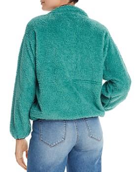 Anine Bing - Sierra Textured Sweatshirt