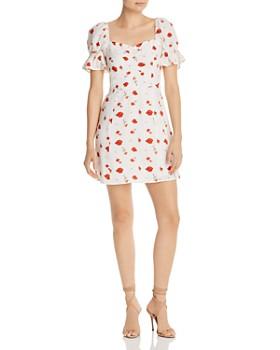 532fb9187db8 Charlie Holiday - Valentine Floral Mini Dress ...