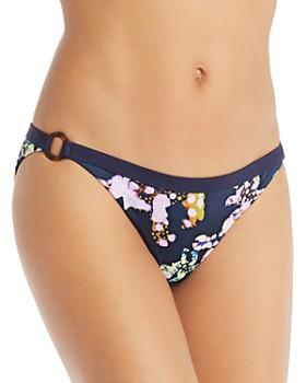 Vilebrequin - Watercolor Turtles Fine Bikini Bottom