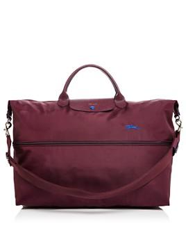 Longchamp - Le Pliage Club Expandable Large Nylon Travel Bag