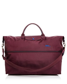 Longchamp - Le Pliage Club Expandable Large Nylon Travel Bag