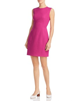 f939b494db2 Theory - Paneled Sheath Dress ...