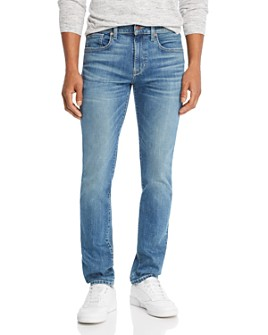 Joe's Jeans - Asher Slim Fit Jeans in Marco Light Blue - 100% Exclusive