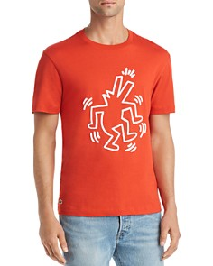 Lacoste - Keith Haring Graphic Jersey Tee