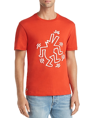 Lacoste Keith Haring Graphic Jersey Tee