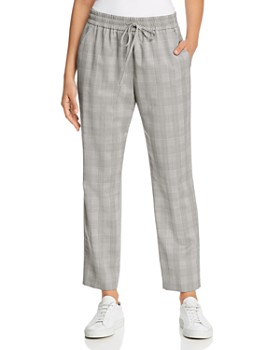 8458cbef7953 Escada Sport - Plaid Wool Pants ...