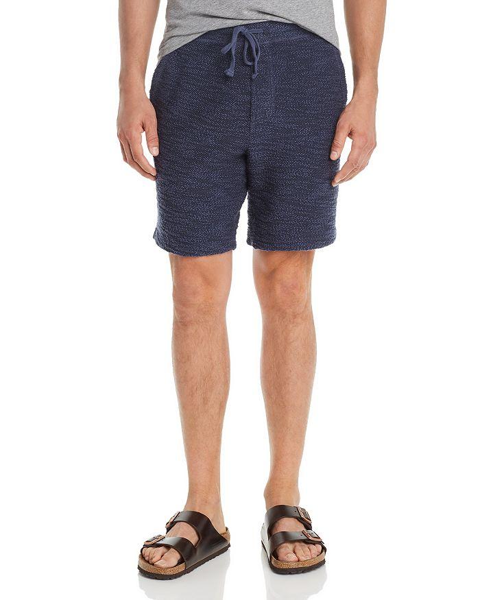 Mills Supply - Huntington Garment-Dyed Slub-Knit Shorts