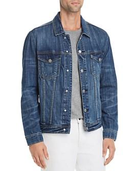 BLANKNYC - Denim Trucker Jacket