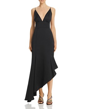 Keepsake - Restore Asymmetric Gown