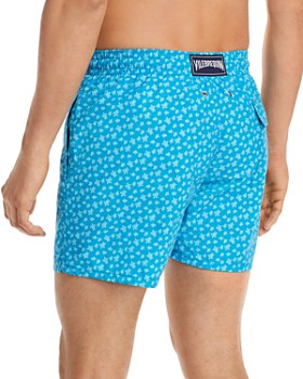 Vilebrequin - Moorea Micro Ronde Des Turtles Swim Shorts