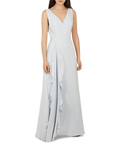Ted Baker - Azaelea Ruffle-Detail Gown