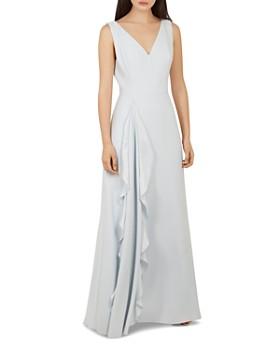 d7347250d401a Ted Baker - Azaelea Ruffle-Detail Gown ...