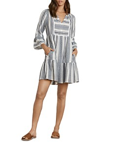 Velvet by Graham & Spencer - Geometric-Print Dress