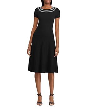 Ralph Lauren - Rib-Knit Dress
