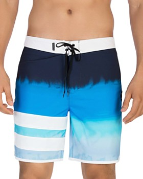 Hurley - Phantom Fever Ombré Swim Shorts