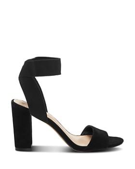 VINCE CAMUTO - Women's Citriana Suede High-Heel Sandals