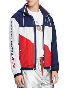 Polo Ralph Lauren - Pace Color-Block Zip-Front Jacket