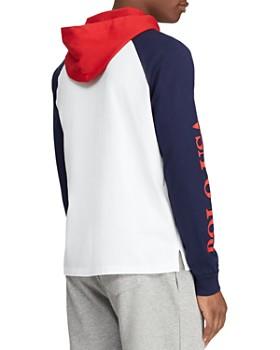 Polo Ralph Lauren - Long-Sleeve Hooded Henley