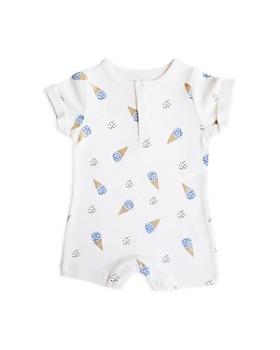 Tun Tun - Boys' Ice Cream Short-Sleeve Romper - Baby