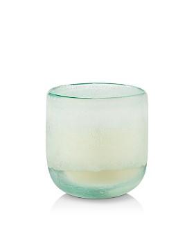Illume - Medium Fresh Sea Salt Mojave Glass Candle