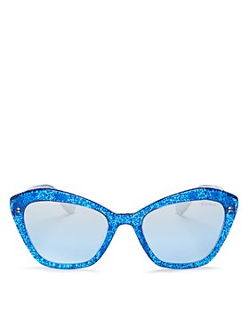 Miu Miu - Women's Cat Eye Sunglasses, 55mm