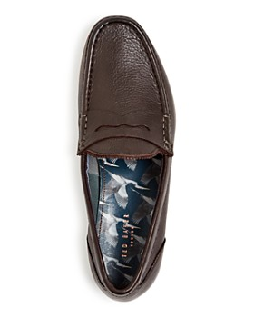 Ted Baker - Men's Shornal Leather Penny Loafers