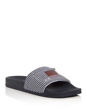 G-STAR RAW - Men's Zip Cart II Slide Sandals