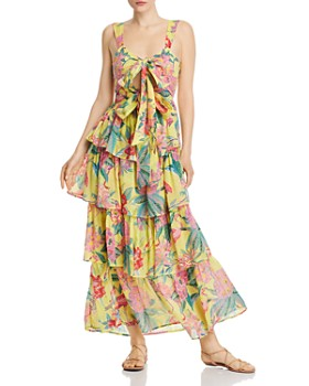 Banjanan - Aster Printed Maxi Dress