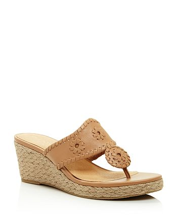 Jack Rogers - Women's Jacks Espadrille Wedge Sandals