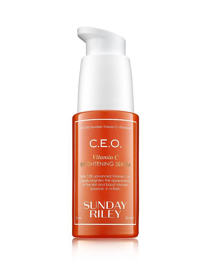 SUNDAY RILEY - C.E.O. Vitamin C Brightening Serum 1 oz.