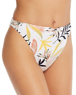 MINKPINK - Breezy High-Waist Bikini Bottom