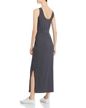 Vero Moda - Daina Striped Tie-Detail Maxi Dress