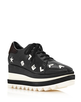 Stella McCartney - Women's Binx Platform Oxford Loafers