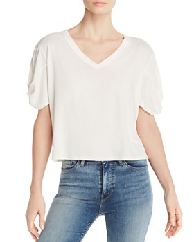 4ad7597763bc Women's Tops: Graphic Tees, T-Shirts & More - Bloomingdale's
