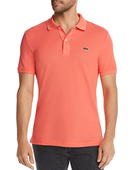 Lacoste - Slim-Fit Piqué Polo Shirt