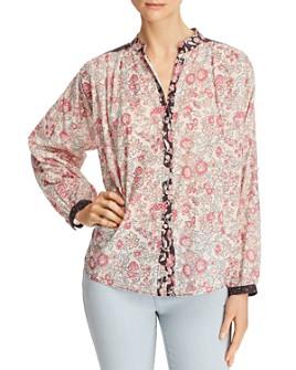 Rebecca Taylor - Mixed Floral Shirt