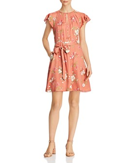 Rebecca Taylor - Lita Floral Dress