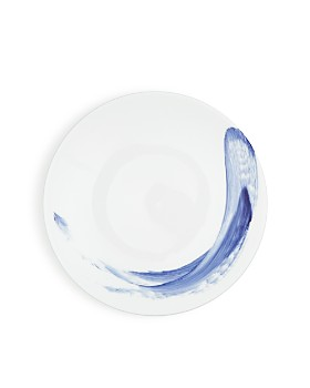 Royal Crown Derby - Brushstroke Salad Plate