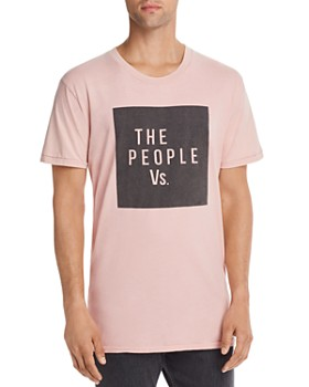 The People Vs. - Box Logo Graphic Tee