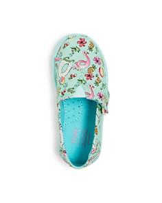 TOMS - Girls' Poolside Floatie Flats - Baby, Walker, Toddler