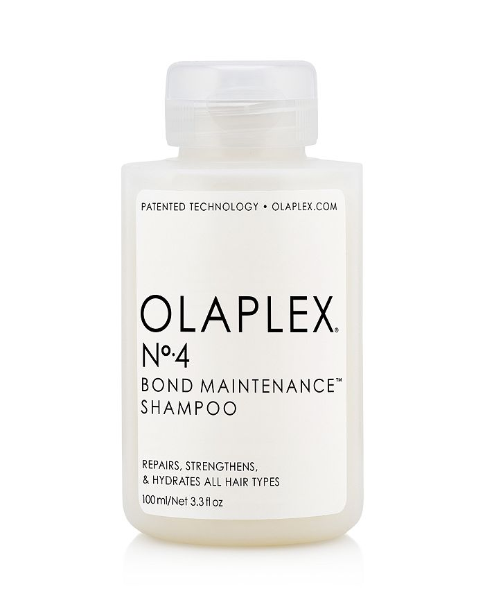 OLAPLEX - No. 4 Bond Maintenance Shampoo, Travel Size 3.3 oz.