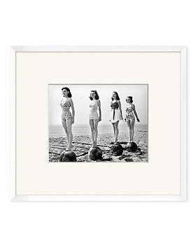Bloomingdale's Artisan Collection - Retro Beach Party IX Wall Art