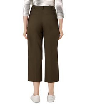 HOBBS LONDON - Marlena Cropped Wide-Leg Pants