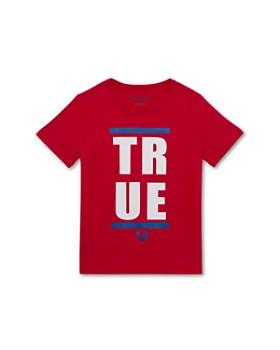 1a9f64ddd True Religion - Boys' Blocked True Tee - Little Kid, ...